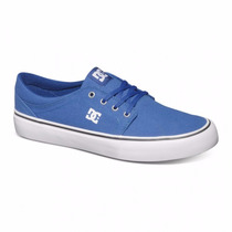 Zapatillas Dc Trase Tx Royal - Originales! Ultimo Talle 39!