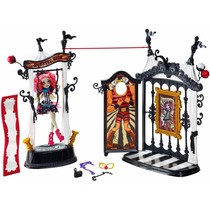 Rochelle Goyle Monster High Freak Du Chic Circo Dos Horrores