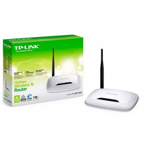 Router Inalambrico Tl-wr741nd 150m 1ant Tp-link