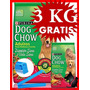 ***purina Dog Chow Adultos 21kg + Snacks + Envios ***
