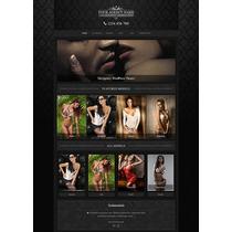 Site Para Acompanhantes - Catálogo De Modelos Wordpress