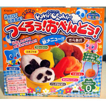 Doces Do Japão Popin Cookin Kracie Diy Tsukurou + Brinde