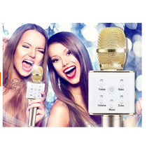 Karaoke Portatil Bluethooth Usb Aux Andorid Ios Microfono