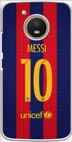 Capa Case Capinha Celular Motorola Moto E4 Barcelona Messi - R  29 ... e45a7f035d49a