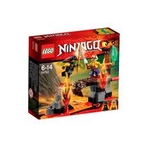 Lego Ninjago 70753 Lava Falls - Original - Mundo Manias