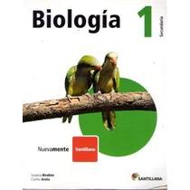 Biología 1 Susana Birabén Carlos Arata Santillana