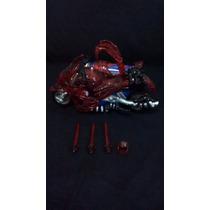 Moto Importada Do Homem Aranha Com Side Car Da Toy Biz Guliv