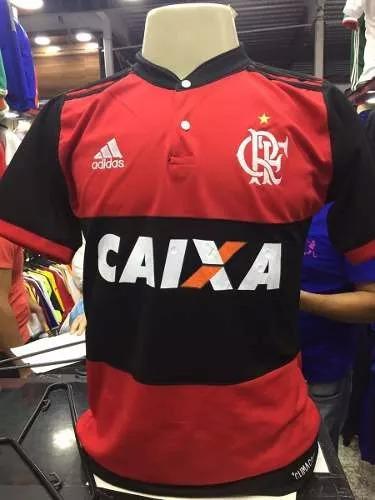 Linda Camisa Flamengo 2017 2018 Pronto Entrega - R  60 ab97aed0970dc