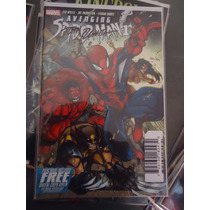 Avenging Spiderman 1 Dinamic Forces Firmado Por Jhon Romita