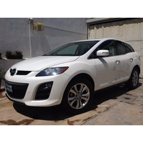 Mazda Cx-7 Grand Touring 2.3 Turbo 2011, Piel, 55,000 Kms.