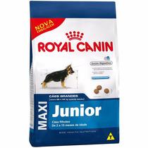 Ração Royal Canin Maxi Junior Filhote Racas Grandes 15 Kg