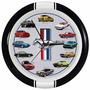 Reloj De 13 Pulgadas Historia De Mustang