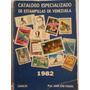 Libro Catalogo Especializado De Estampillas De Venezuela