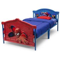 Delta Spiderman Cama Individual