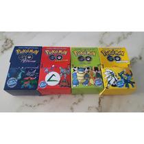 Coleccion Completa Pokemon Go 4 Mazos