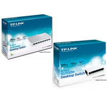 Switch Tp-link 8 Puertos Tl-sf1008d Tt