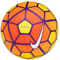 Balón Nike Pitch Naranja-amarillo No. 5 ¡¡original!!