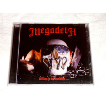 Megadeth Killing Is My Business... And Business Is Good! Cd