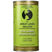 Grandes Lagos Gelatina Colágeno Hidrolizado De Carne Kosher