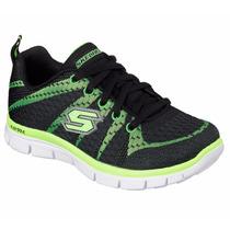 Zapatos Skechers Para Niño Gel - Infused 95525l - Ollm