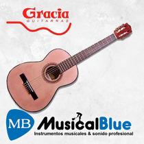 Guitarra Clasica Gracia M5 Tamaño Intermedio Junior