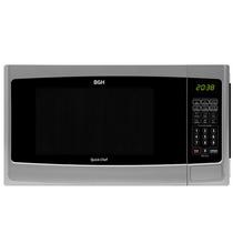 Microondas Bgh Quick Chef 28lts Grill 900w - B228d 35-214