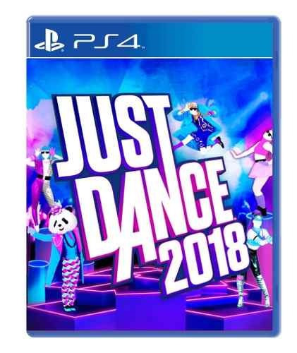 Juego De Ps4 Just Dance 2018 Fisico Sellado Arenas Game 2 999