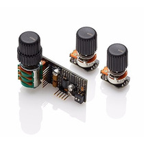 Circuito Emg Bqs Control 2 Sim+ 1 - Duplo Ativo Ou Passivo.