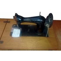 Máquina Costura Antiga Singer 1912 Completa Funciona Linda!