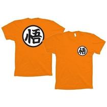 Camiseta Dragon Ball Z Dbg Goku Desenhos Herois Camisa Lua