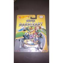 Mario Bross Mario Kart Hotwheels Esc. 1/64 Nuevo Sellado