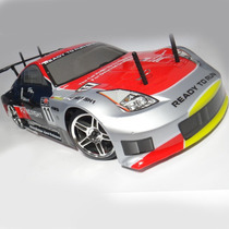 Carro Himoto Nissan 350z Drift 2.4ghz + Bateria + Carregador