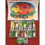 7 Señuelos Ranas Anti Enganche Red Fish Ideal Tarariras !!