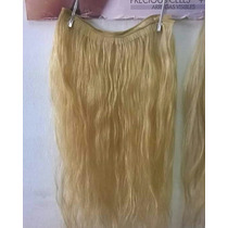Cortinas De Cabello Natural Metro De 50 Cm + Colocacion!!!