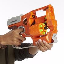 Armas Nerf Lança Dardo Nerf Zombie Dirtydozen Brinquedos Tv