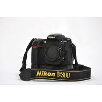 Camera Nikon D300+grip+componentes Sem Lacre Oferta