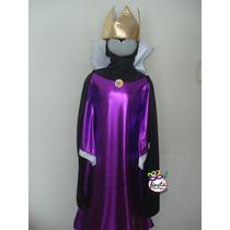 Disfraz Bruja Blanca Nieves Halloween Niña Dama Mujer Brujas
