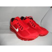 Tenis Nike Airmax 2013 28mx 10us Para Correr Remato Solo Hoy