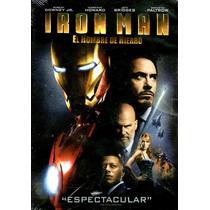 Dvd Iron Man Hombre De Hierro ( Iron Man ) 2008- Jon Favreau