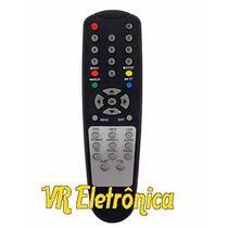 Controle Remoto Conversor Digital Lb Sat Lbdtv15t Paralelo