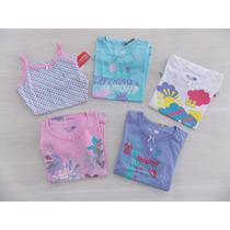 Pijamas E Camisolas Infantil Hering Menina - Mega Promoção