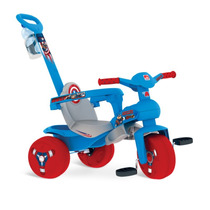 Triciclo Velotrol Infantil Pedal Menino Passeio