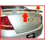 Spoiler Chevrolet Sail Sonic Tuercastornillos Luz Deportivo