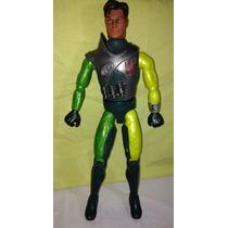 Boneco Max Steel Mergulhador Da Mattel Brinquedos Ação N-tek