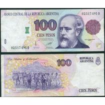 Argentina Billete 100 Pesos Convertibles 1997 Bottero 3086