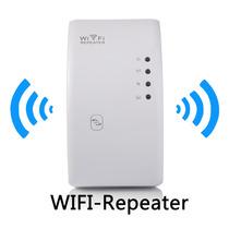 Repetidor Wifi 300mbps Potente Replicador Sinal Wireless Net