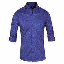 Camisa Blunner Elastizada Estampada - Quality Import Usa