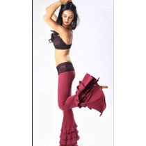 Pants De Ensayo Danza Árabe Belly Dancer