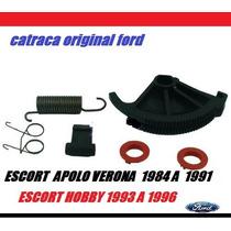 Catraca Pedal Embreagem Apolo Verona 84 A 92 Escort Hobby