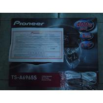 Parlantes Pioneer Ts-a6965s 6x9 3 Vías 400 Watts